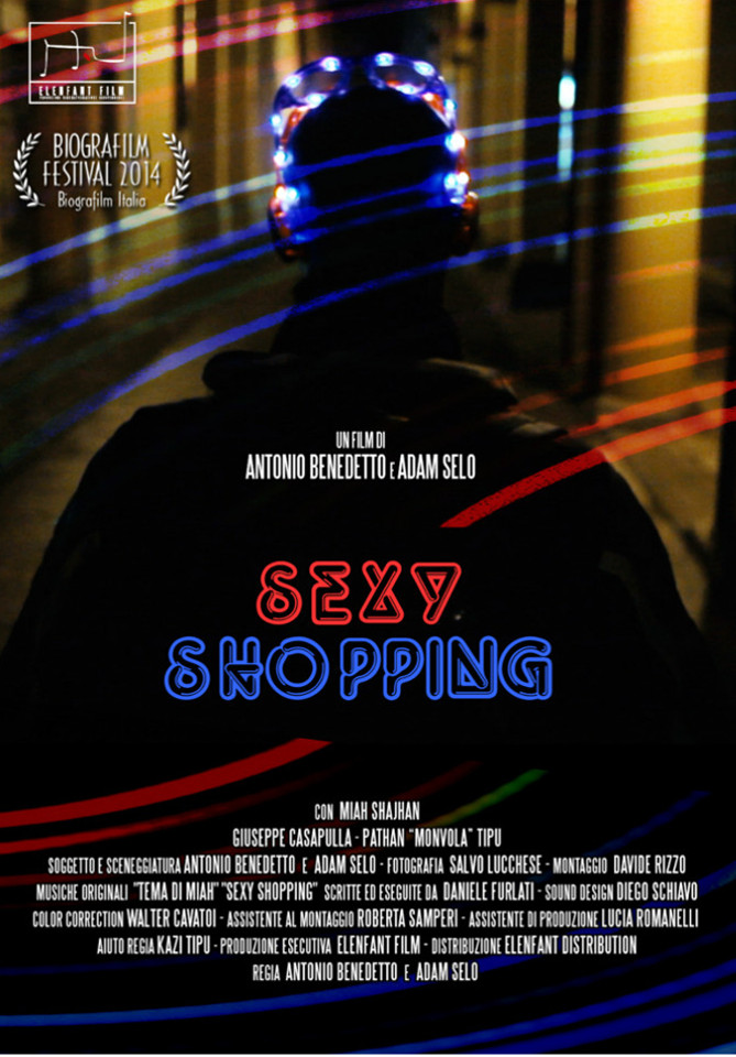 "Sexy shopping <h3 style=""font-size:10px; line-height:20px;"">di Antonio Benedetto e Adam Selo</h3>"
