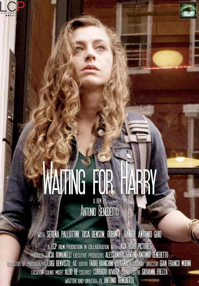 "Waiting for Harry<h3 style=""font-size:10px; line-height:20px;"">di Antonio Benedetto</h3>"