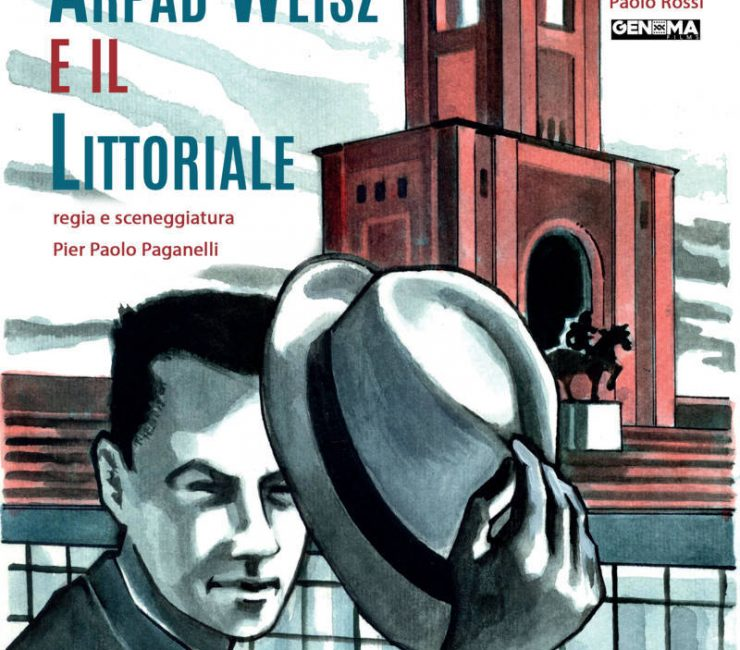 """Árpád Weisz e il Littoriale<h3 style=""""font-size:10px; line-height:20px;"""">di Pier Paolo Paganelli</h3>"""
